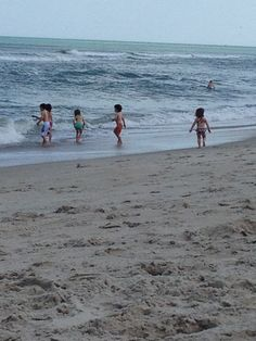 mini kids have a blast at CB - everyone loves the beach!!