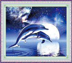 Goedkope Diy diamant schilderen de dolfijn hemel ster diamante costura ambachten foto's boutique kleurrijke diamant handgemaakte handwerken 1087, koop Kwaliteit naaien gereedschap en accessoires rechtstreeks van Leveranciers van China:   chinese kruissteek diy diamant 5d tijger afbeelding schilderen mozaïek diamant borduurwerk handwerken 8132 hobby