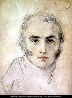 Sir Thomas Lawrence - self portrait