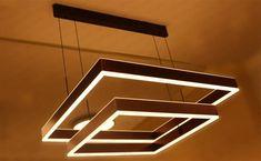 Square LED Chandeliers LED Direct Indirect Lighting LED Pendant Lights,modern Direct Indirect square led pendant light,Led acrylic Direct Indirect square pendant light,LED Pendant Direct Indirect Lighting Fixtures Manufacturer,Supplier,Factory - Neway Lighting Int'l Co.,Ltd