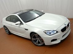 2014 Bmw M6 Base M6 2dr Coupe Coupe 2 Doors White for sale in Naperville, IL Source: http://www.usedcarsgroup.com/used-bmw-for-sale-in-naperville-il