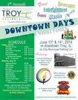2014 Troy Downtown Days