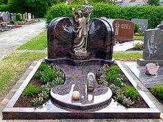 Cemetery Decorations, Steinmetz, Cemetery Art, Funeral, Fountain, Mirror, Outdoor Decor, Blog, Google