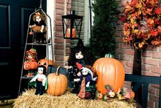 Halloween decorations : IDEAS  INSPIRATIONSEasy Inexpensive Ways to Decorate