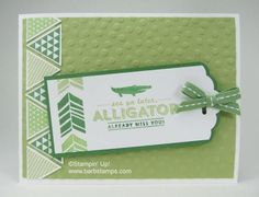See Ya Later - bit 'o green by luv my dolly - Cards and Paper Crafts at Splitcoaststampers