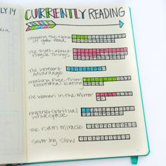 Plan with me: August Bullet Journal setup - Sublime Reflection - movie and book tracker