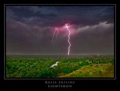 striking storms