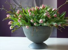 Impressie Groendecoraties | The Styling Company Flora, Planter Pots, Tips, Plants, Counseling