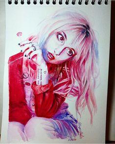 #FanArt #HayleyWilliams #Paramore
