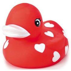 Rubber True Love Ducky   Promotional Rubber Duck   Imprinted Ducks