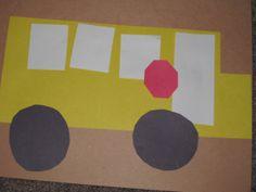 Wheels on the bus activities for my daycare kids Nursery Rhyme Crafts, Nursery Rhymes Preschool, Fall Preschool, Preschool Classroom, Preschool Activities, Daycare Themes, School Themes, Transportation Theme Preschool, Professor