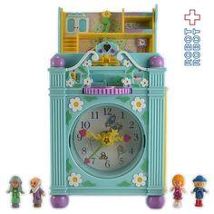 ポーリーポケット ファンタイム置時計 プレイセット Polly Pocket Funtime Clock Playset #ポーリーポケット買取 #PollyPocket #ポーリーポケット #ファンシー #fancy #アメトイ #アメリカントイ #おもちゃ #おもちゃ買取 #フィギュア買取 #アメトイ買取 #vintagetoys #中野ブロードウェイ #ロボットロボット #ROBOTROBOT #中野