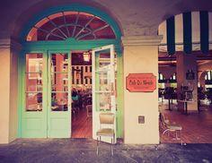 Must go back - Cafe Du Monde, New Orleans