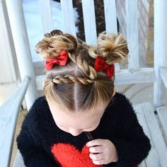 This rope twist hairstyle is great for toddlers and girls who have hair past the shoulders. I will show you how to do a rope twist and achieve this style.