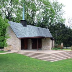 The Chapel at Jackson's Mill