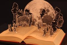 Shoot the Moon - Justin Rowe book art