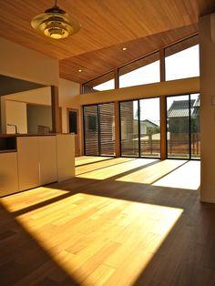 オープンハウス - Teak・Teak – - 名古屋市の住宅設計事務所 フィールド平野一級建築士事務所