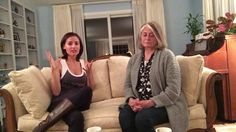 Dr Karyne and Jo Standing talk on Rhode Island