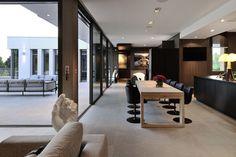 VILLA WA - contemporain - Salle à Manger - Other Metro - Laurent Guillaud-Lozanne Architecte DPLG