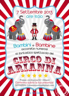 FESTA DI COMPLEANNO A TEMA CIRCO (i preparativi) - A CIRCUS THEMED BIRTHDAY PARTY (part 1)by Love4Details