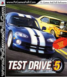 Test Drive 5 Free Download Full Version is a racing video game developed by Pitbull Syndicate for the PlayStation and Microsoft Windows. It is the fifth entry in the Test Drive series.It is full and complete game.