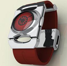 WITness Watch Design by Hay Heun.