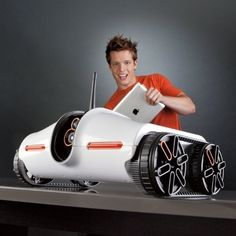 Rover App-Controlled Spy Tank... ($173.99)