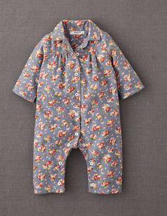 Mini Boden Flannel All In One
