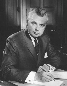 John George Diefenbaker 1957
