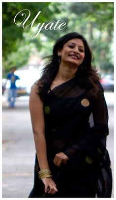 lovely saree collections from Uyate.for more visit:http://www.creativelycarvedlife.blogspot.in/