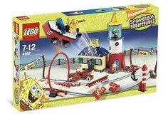 LEGO Spongebob Squarepants Mrs. Puff's Boating School 4982 LEGO http://www.amazon.com/dp/B000NZLGFA/ref=cm_sw_r_pi_dp_BYOTwb0HTX2B1