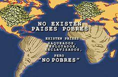 No existen paises pobres