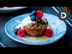 Start Your Day With This Healthy Baked Oatmeal Breakfast On The Go… - NewsLinQ