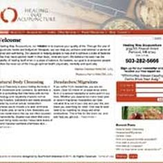 another website for your acupuncture practice http://www.goldentouchacupuncture.com/healing-way-acupuncture/