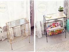 DIY : le porte-revues vintage (avant/après) • Hellocoton.fr