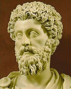 MARC AURELE est un empereur romain, ainsi qu'un philosophe stoïcien. Il accède au pouvoir le 7 mars 161 et règne jusqu'à sa mort 180