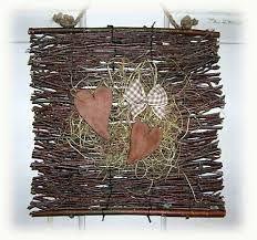 Kuvahaun tulos haulle risutyöt koivusta Twigs Decor, Birch Bark, Nature Decor, Holiday Wreaths, Diy Flowers, Grapevine Wreath, Diy Beauty, Artsy Fartsy, Handicraft