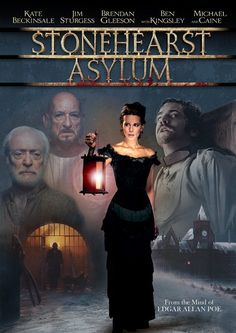 Kate Beckinsale in 'Stonehearst Asylum', 2014. - Directed by Brad Anderson, this Gothic mystery-drama stars Kate Beckinsale as a beautiful & wealthy hysteric whose life changes when an unsuspecting Oxford graduate Dr. enters her life at the asylum. Ben Kinsley gives a standout performance as the hospitals 'innovative' head warden - Atmospheric, with superb acting all round.