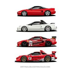 NSX Motorsport legends  Prints available at Dirtynailsbloodyknuckles.com  Link in profile  #acura #acuransx #hondansx #honda #nsx #vtec #nsxr #nsxprime #nsxart #nsxposter #illustration #illustrator #illest #fatlace #speedhunters #iamthespeedhunter #carart #automotiveart #ayrton #jgtc #supergt #raybrig #autobacs #ebbro #takata #mugen #mugennsx #keihin
