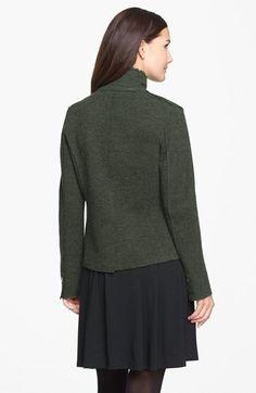 Eileen Fisher Felted Wool Jacket   Nordstrom Felted Wool, Wool Felt, Business Suits, Cutaway, Jacket Buttons, Eileen Fisher, Nordstrom, Turtle Neck, Sweaters