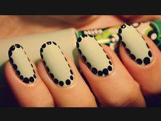 'Border nails'