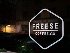 Back to Roots by Freese Coffee Co. Typography Design, Branding Design, Logo Design, Coffee Academy, Ice Cream Brands, Cafe Logo, Weird Words, Print Packaging, Cafe Restaurant