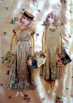 Facial Images, Matilda, Paper Art, Paper Crafts, Paper Doll Craft, Art Postal, Lillian Gish, Vintage Paper Dolls, Antique Dolls