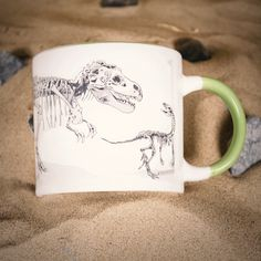 Coffee Killed The Dinosaurs