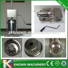 264.09$  Buy here - http://aliqqt.worldwells.pw/go.php?t=32694462908 - stainless steel 2L manual machine to make churros (also produce 3L 5L 7L 8L 10L 12L) 264.09$