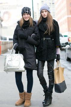 モデルカジュアルには、アクセントになるバッグがマスト! - スタイル スナップ | SPUR.JP