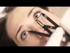Phi Brows DIVIDER - INSTRUCTION VIDEO - YouTube