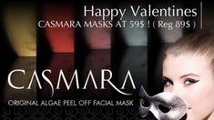 Spoil yourself with a CASMARA mask this Valentines!  #casmara #casmarafacemask #casmaramask #facemasks #algaepeeloff #originalalgaepeeloff #peeloffmask #masks  #cosmetics #facial #skincare #renew #skin #youthful #customizedcare #protectskin #renewskin #brightenskin #rescueskin #calmskin #balanceskin #faciallaval #facialmtl #facials #spalife #vday #valentinespromo #promo