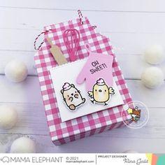 mama elephant | design blog: INTRODUCING: Milkshake & Apron Treat Bag