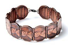 Stacey Lee Webber bracelet. Different!